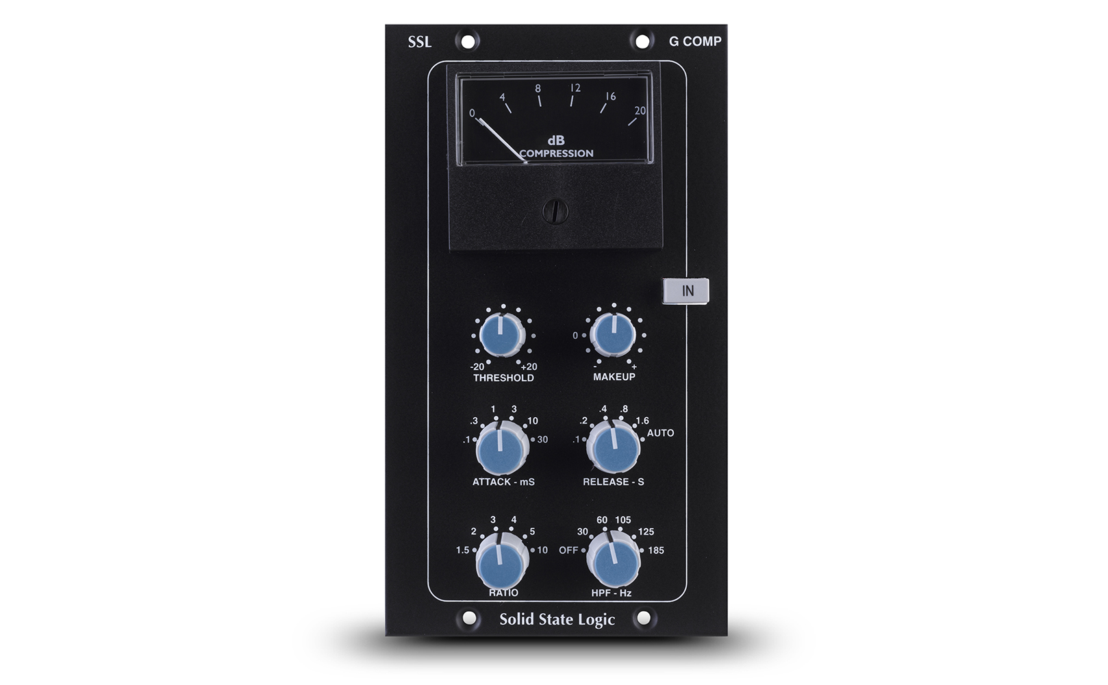 500 Format Modules Solid State Logic