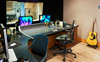 SSL AWS at Factory Studios, London