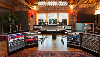 SSL AWs at Backstage Studios