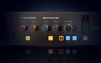 SSL Fusion Stereo-Image