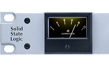 SSL 1U Bus Compressor