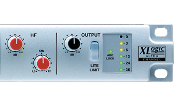 SSL Alpha-Channel