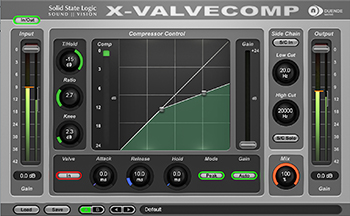 Duende Native X-ValveComp
