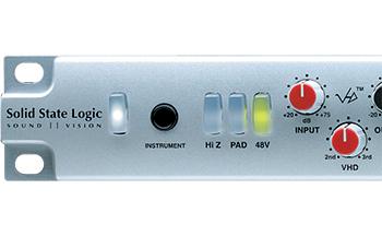 SSL Alpha VHD -Pre